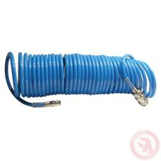 Шланг спиральный полиуретановый Intertool PT-1707