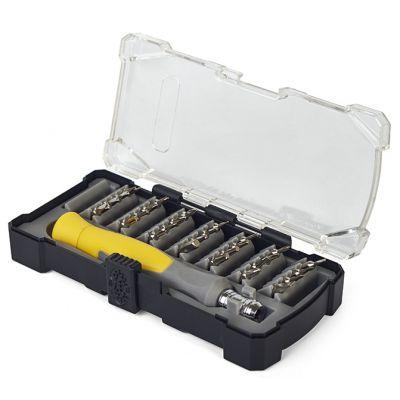 Отвертка  с набором прецизионных бит из 29 предметов Miol 66-020