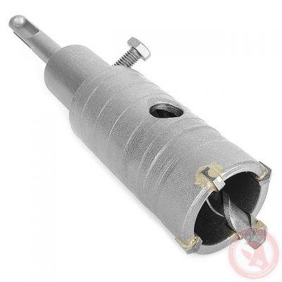 Сверло корончатое по бетону 36 мм Intertool SD-7036