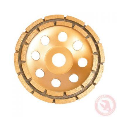 Фреза торцевая шлифовальная алмазная 115x22.2 мм Intertool CT-6115