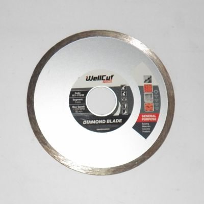 Круг алмазный 115мм*5мм*22,23мм плитка Promo Wellcut 101-115/22