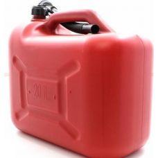 Канистра пластиковая для топлива CarLife CA20