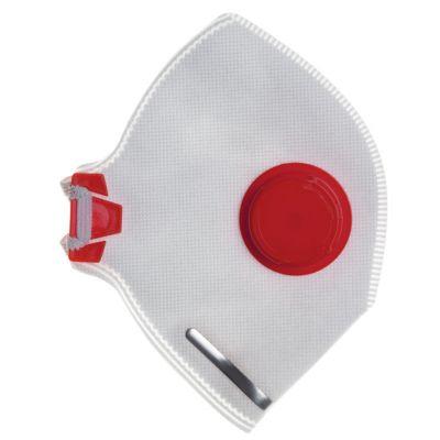 Респиратор росток с клапаном 3ПК красный Vita DR-0003