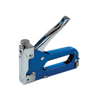 Степлер Master tool синий 41-0905