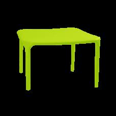 Стол детский квадратный Альф малый (оливковый) Алеана 100026
