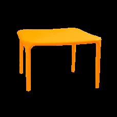 Стол детский квадратный Альф малый (оранжевый) Алеана 100026