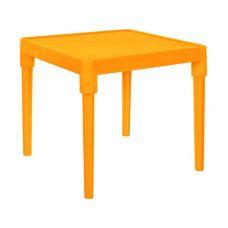 Стол детский (оранжевый) Алеана 100025