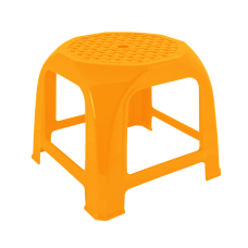 Табурет детский Малыш (оранжевый) Алеана 101064