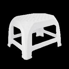 Табурет детский Кроха (белый флок) Алеана 101065