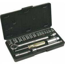 Набор сменных головок и насадок Top Tools 38D257