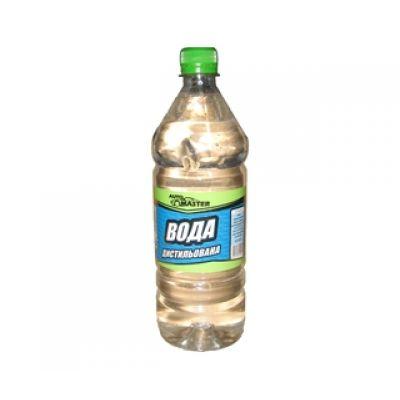 Вода дистиллированная 900 мл АvtoMaster
