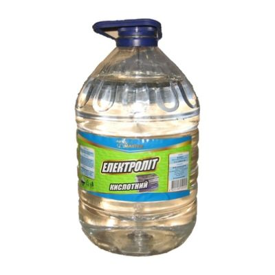 Электролит кислотный 1 кг АvtoMaster