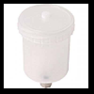 Бачок пластиковый на пневмопистолет 600 мл Миол 80-943