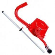 Насос для масла ручной роторный 26 л/мин Intertool HT-0067