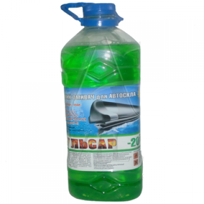 Омыватель для стекла Зеленое Яблоко -20°С Пульсар