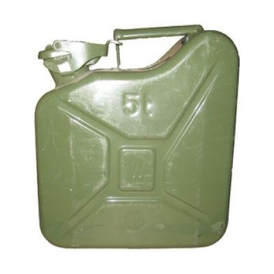 Канистра металлическая 5л Vitol КМ-5