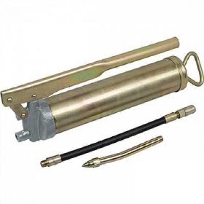 Тавотница Миол со шлангом и трубкой 78-040