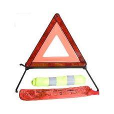 Знак аварийный жилет безопасности Vitol ЗА 617