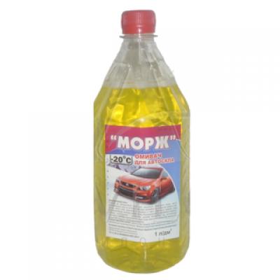 Омыватель для стекла Лимон -20°С 1 л Морж