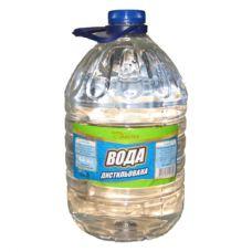 Вода дистиллированная 5 л АvtoMaster