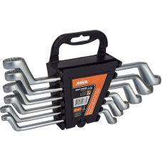 Набор ключей накидных Miol 51-756