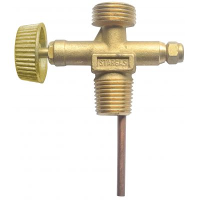 Вентиль газа для газового комплекта Кемпинг-Италия VITA GP-0008
