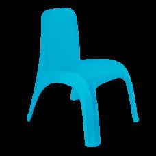 Стул детский (голубой) Алеана 101062
