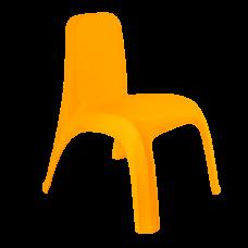 Стул детский (светло-оранжевый) Алеана 101062