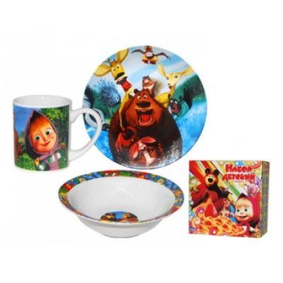 Набор посуды детский SNT 5130