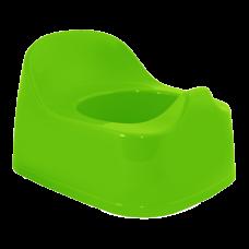 Горшок детский Малятко (светло-зеленый) Алеана 122085