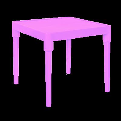 Стол детский (розовый) Алеана 100025
