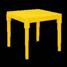 Стол детский (темно-желтый) Алеана 100025