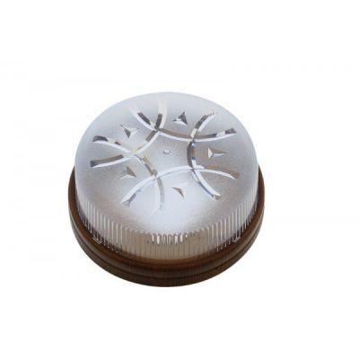 Cветильник пластиковый Глоп Фавори (E27) орех