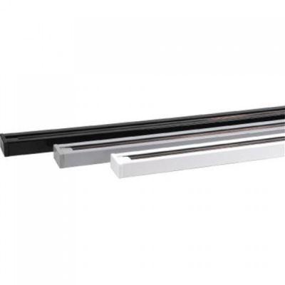 Рейка для трекового светильника 2 м (белая, серая, черная)