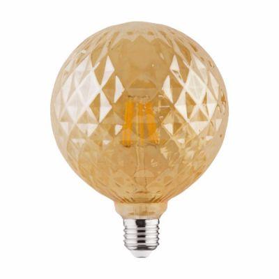 """Лампа """"RUSTIC TWIST-6"""" 6W Filament led 2200К E27"""