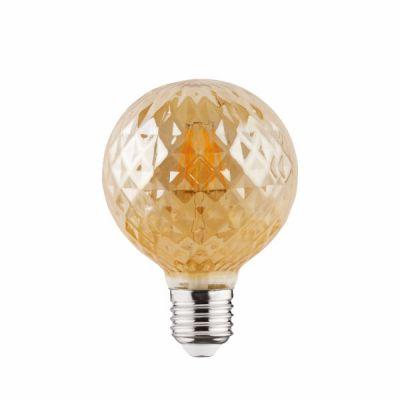 """Лампа """"RUSTIC TWIST-4"""" 4W Filament led 2200К E27"""