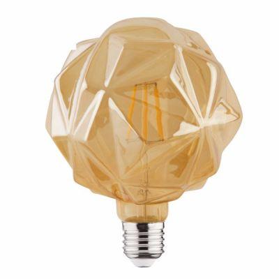 """Лампа """"RUSTIC CRYSTAL-6"""" 6W Filament led 2200К E27"""