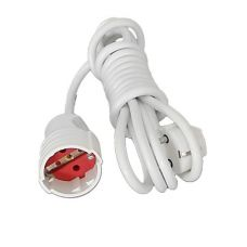 Удлинитель кабеля 5 М из заземлением