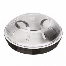 Светильник пластиковый Акуа Эко IP65 Е27 (Черный, белый)