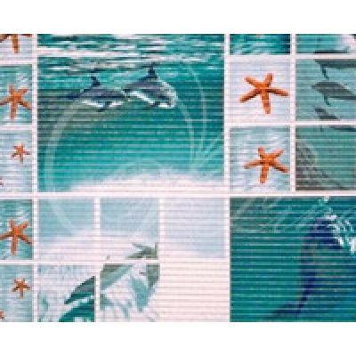 Коврик для ванной Дельфины V-Line 67511-FV9