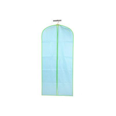 Чехол для одежды голубой 100*60 см, ТМ МД