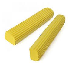 Моп мягкий желтый 27 см Умняшка