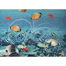 Коврик для ванной Рифы 65х80см V-Line 67511-FV1