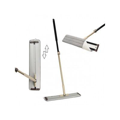 Швабра со скользящей системой Slide Clean и телескопической ручкой, ТМ Viland.