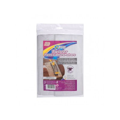 Сменные запаски (салфетки) для швабры A10176, 38 х 23 см, ТМ APEX