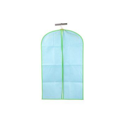 Чехол для одежды голубой 60*135 см, ТМ МД