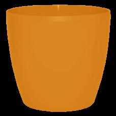 Вазон «Матильда» 16*15 см 2,1 л (светло-оранжевый) Алеана 113083