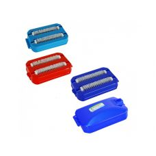 Щетка для чистки, двойная, 16 х 10 х 5,5 см, TM Zambak Plastik