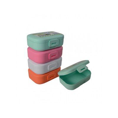 Мыльница пластиковая с защелкой Comfort, TM Lux