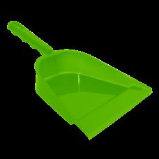 Совок для мусора (светло-зеленый) Алеана 122069